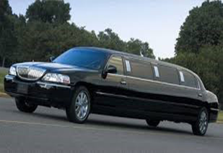 6 Passengers Stretch Limo