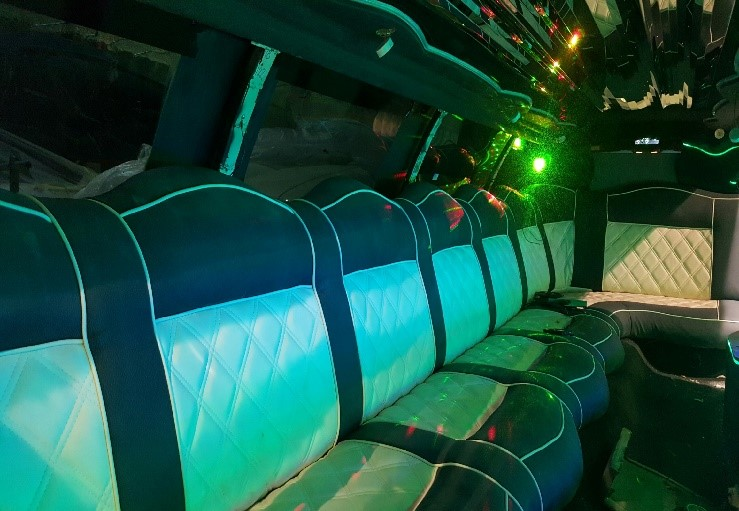 8-10 Passengers Stretch Limo